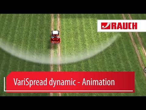 RAUCH VariSpread dynamic - Animation (en français)