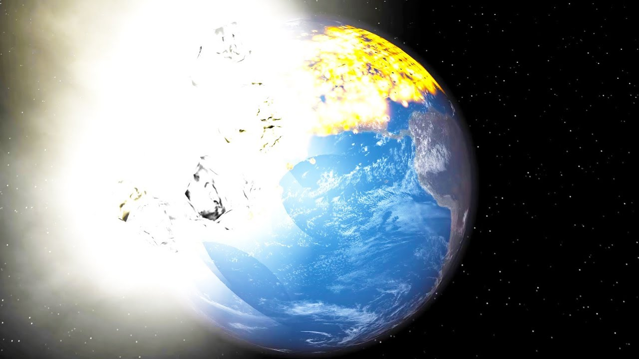 If the Earth Rotated at 1,000,000,000x Light Speed - Universe Sandbox 2