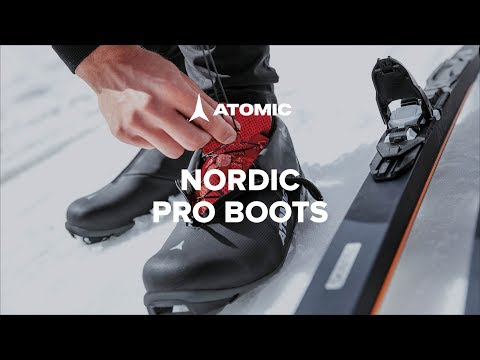 Enjoy Nordic Skiing To The Max | Atomic Nordic Pro Boots