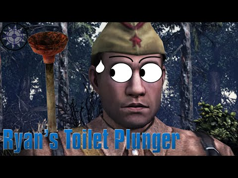 ryan 39 s toilet plunger company of heroes 2 lobby chat fail youtube. Black Bedroom Furniture Sets. Home Design Ideas