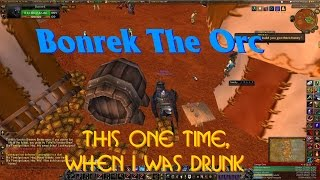WoW: This One Time, When I Was Drunk - Brewfest Daily Quest