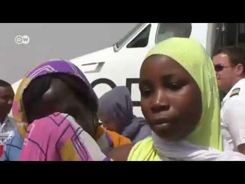 Nijeriya: Sake haduwar 'ya da iyayenta bayan shekaru na ta'asar Boko Haram