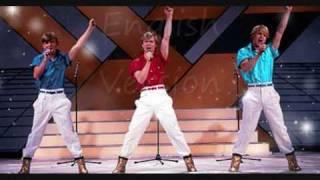 Sweden1984-Herreys-Diggiloo Diggiley*English Version*