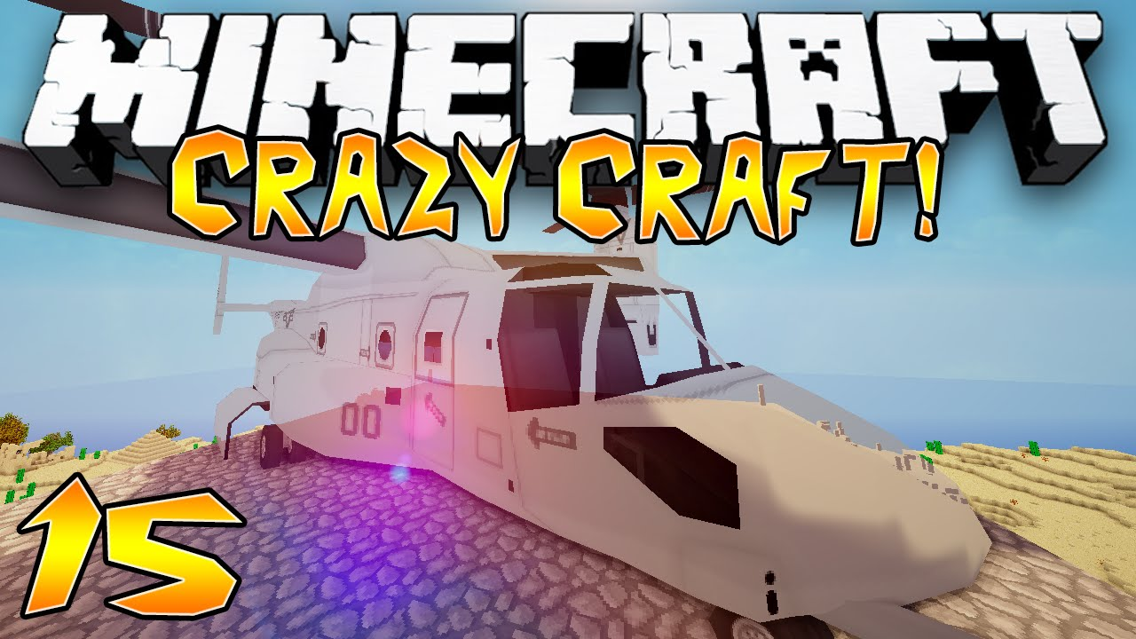 Crazy Craft Prestonplayz