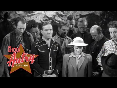 Gene Autry - The Last Round-Up (from The Singing Hill 1941)