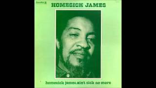 Homesick James - Ain