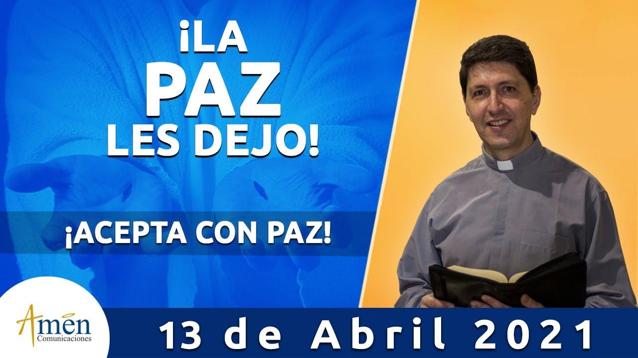 Download Padre Carlos Yepes Reflexión. Vivir en Paz