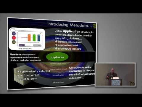 Metadata-Defined Data Center, Mike Dvorkin, Cisco Systems
