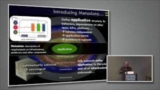 Metadata-Defined Data Center, Mike Dvorkin, Cisco Systems