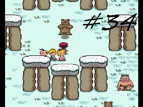 Let's Play EarthBound #34 - Beyond Stonehenge