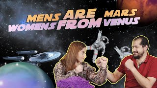 APA SEMUA LELAKI SAMA AJA ? // Men are from Mars Women are from Venus ep.1