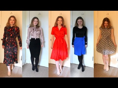 Outfits For Hourglass Figure - LookBook :)