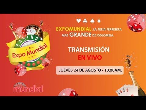 EXPO MUNDIAL 2017, COLOMBIA - AGOSTO 24/2017