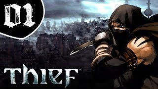 Let's Play: Thief - Episode 1 - THE DROP