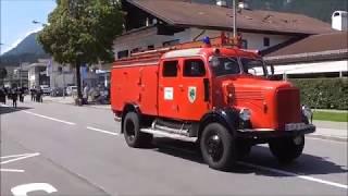 Festzug 150 Jahre FFw Garmisch