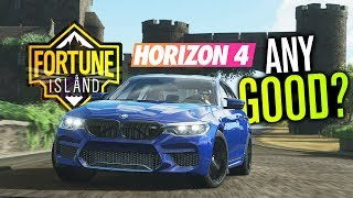 Is Fortune Island ANY GOOD? | Forza Horizon 4 DLC Expansion