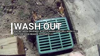 Drainage Solutions  Drainage Quick Tips