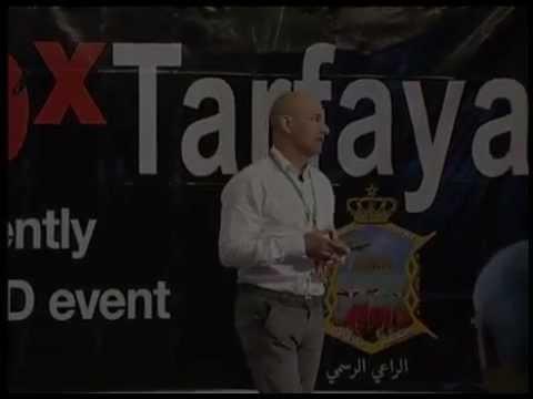The biggest Wind Farm in Africa is in Tarfaya! : Julio Barbosa at TEDxTarfaya