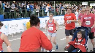 Marathon Miracle: Boy with Duchenne Muscular Dystrophy Crosses Finish Line