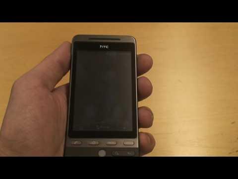 HTC Hero Messages & Scenes