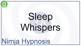 Hypnosis - Sleep Whispers
