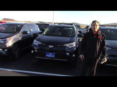 2017 Toyota RAV4 for Stacey from Ali