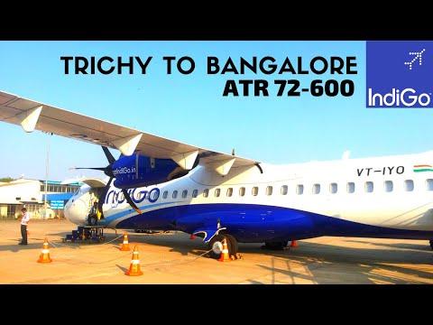 Review: IndiGo -  An Unique Experience On The ATR 72-600