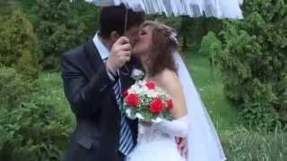 Слава и Натали. Свадьба 2010. Видеосъемка свадьбы в Харькове