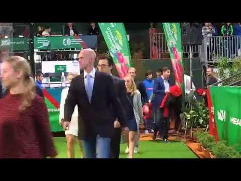 Padel Wall: Europadel2017 - Cerimónia de abertura dos XI Campeonatos da Europa