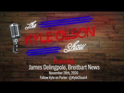 James Delingpole of Breitbart News Talks the 'Great Reset' on The Kyle Olson Show