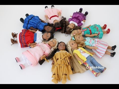 All Our BeForever Mini American Girl Dolls ~AGSM~ HD~ #agzcrew