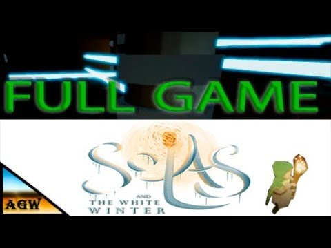 Solas and the White Winter Full Game Walkthrough Gameplay & Ending (No Commentary)