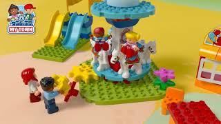 LEGO 10840 Big Fair - LEGO Duplo