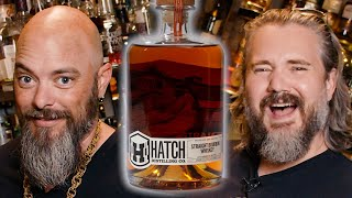 Hatch Distilling Co. Straight Bourbon Whiskey Review