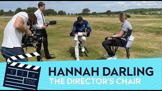 Hannah Darling - The Director's Chair | The Women's Amateur Championship