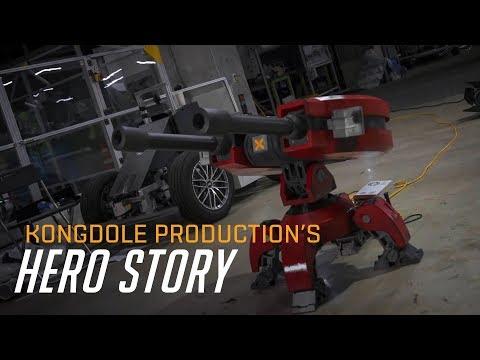 Overwatch Presents: KONGDOLE Production's Hero Story thumbnail