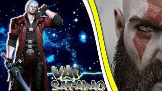 God of War 4 - Malandramente Safadão