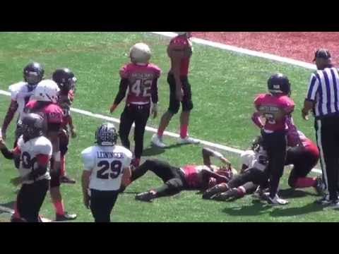 Battle Born 10u vs Henderson Bearcats Championship, 2016 Gridiron National Tournament
