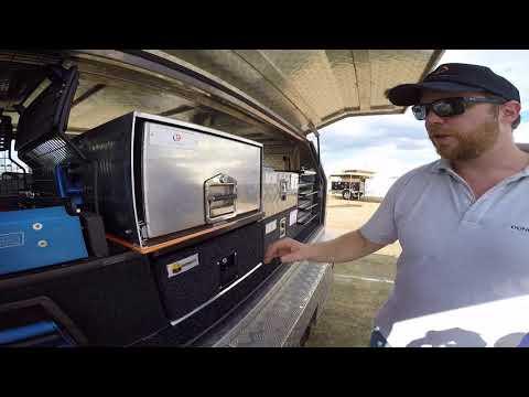 Dunn & Watson Cargo Drawer Handle