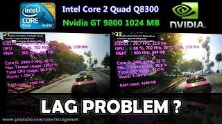 GTA V/5 Gameplay on Minimum Specs PC + Lag/Stutter Fix