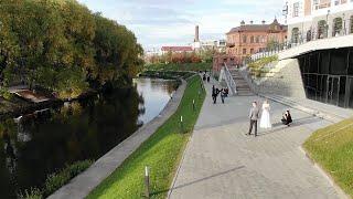 В Екатеринбурге после реконструкции открыли набережную, которая изменила облик города.