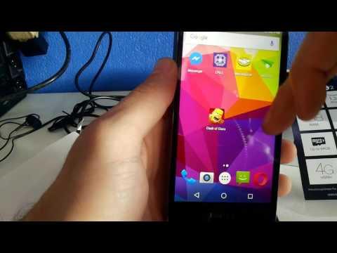 Um Pouco Sobre O BLU Dash X2 E Sua Função SD Card Como Memória Interna Do Android 6.0