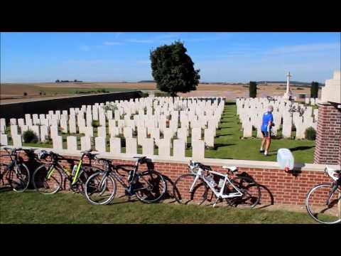 London to Paris 8th September 2016 - Day 3