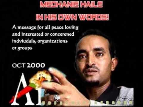 In memory of Medhanie Haile Afle, an Eritrean victim of brutal regime.