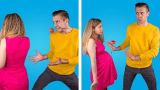 Pregnancy Situations Every Woman Can Relate To / Pregnant vs Not Pregnant