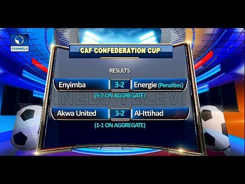 Eyimba, Akwa Utd Advance In CAF Champions League Pt.4 |News@10| 18/03/18