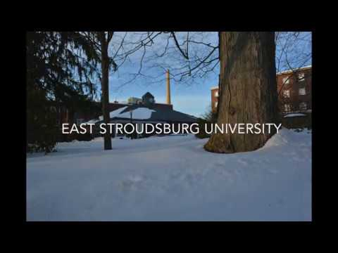 East Stroudsburg University | Time Lapse