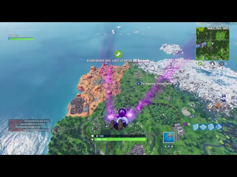 Using Modded Controller Auto Aim Cheat On Fortnite!