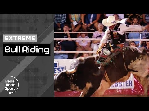 Crazy World of Professional Bull Riding! | Trans World Sport