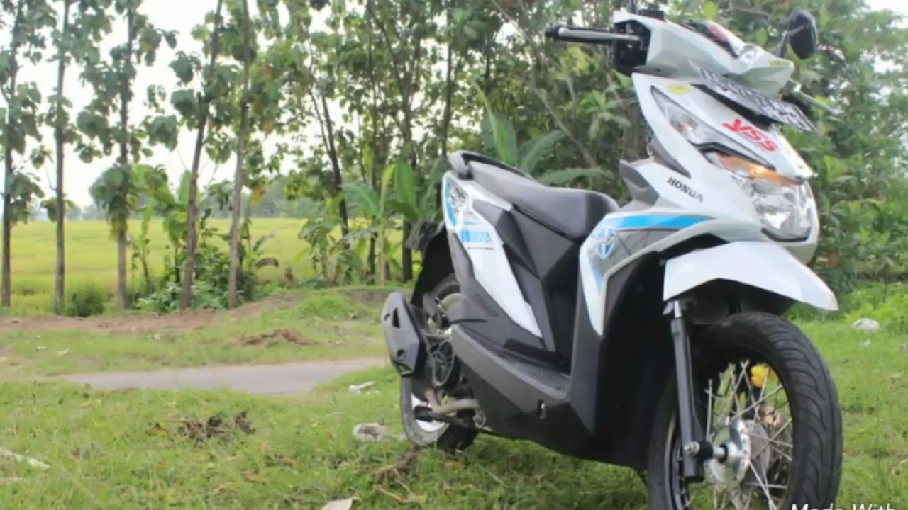 Kumpulan 81 Modifikasi Honda Beat Babylook Terupdate Janur Modifikasi